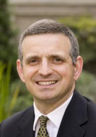 Dr Mark Lillicrap photo portrait