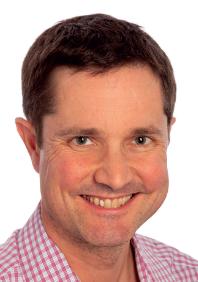 Dr Paul Wilkinson photo portrait